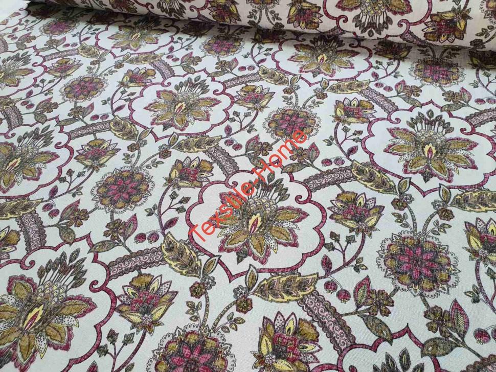 Купить ткань татарский орнамент купить ткань для обивке мебели